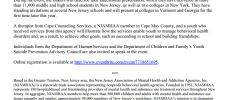 Students Need a Mental Health Toolkit NJAMHAA and AIR to Present Life-Saving Resources on National Suicide Prevention Day September 10 2013